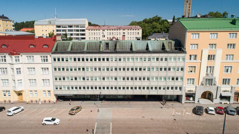 Vapaudenkatu 6 Lahti